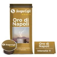 Caffè Oro di Napoli per Lavazza A Modo Mio