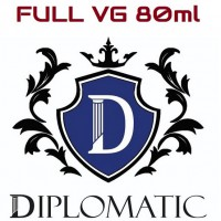 Base DIPLOMATIC FULL VG 80ml