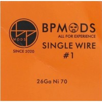 Filo BP mods Single Wire 26Ga Ni70