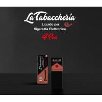 La Tabaccheria CAVENDISH - Black Line 4Pod