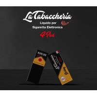La Tabaccheria BURLEY - Black Line 4Pod