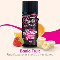 Aroma eLiquidFrance BANIO FRUIT 10ml