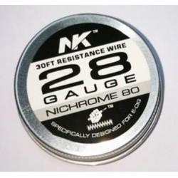Filo NK Wire Ni80 - 28GA