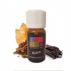 Aroma Clamour Vape Colors BLACK