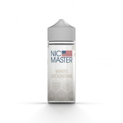 Nic Master WHITE MOUNTAIN 100ml