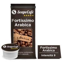 Caffè Fortissimo Arabica per Lavazza Espresso Point