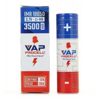 Batteria 18650 3500mAh - Vap Procell