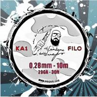 Filo Kanthal A1 29GA 0.28mm Il Santone dello Svapo