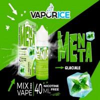 Liquido Vaporice MENTA GLACIALE 40ml