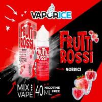Liquido Vaporice FRUTTI ROSSI NORDICI 40ml