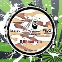 Filo SS316 22GA 0.65mm Il Santone dello Svapo