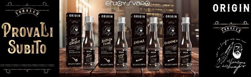 Aromi Origin by Santone dello Svapo