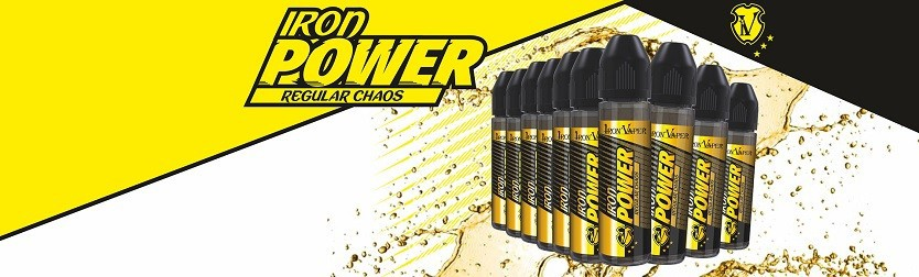 Iron Vaper POWER REGULAR CHAOS