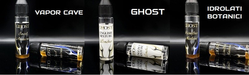 Vapor cave Ghost