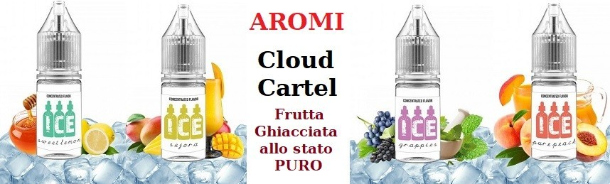 Aromi Ice Cloud Cartel